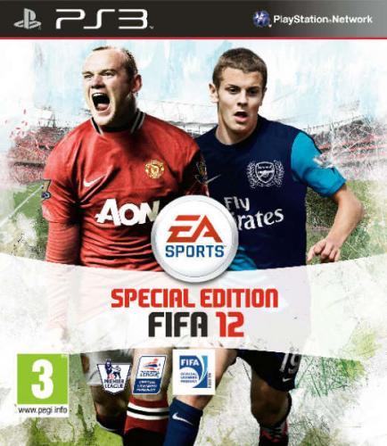Fifa 12 Special Edition  --  PS3  XBOX 360  Wii  PC  --  für ca. 42 € bei zavvi.com