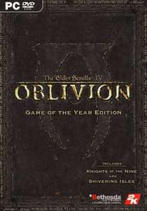 Gamesplanet – The Elder Scrolls IV: Oblivion GOTY [Steam]