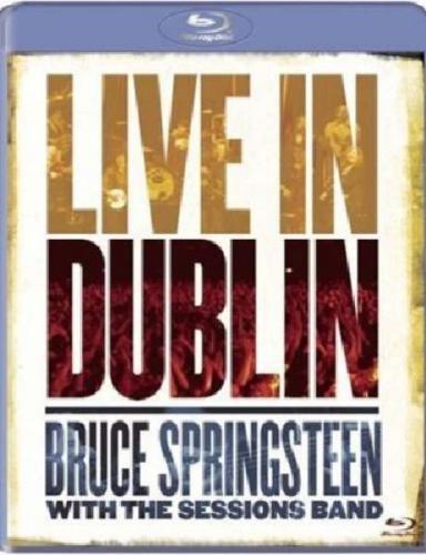 Bruce Springsteen - Live In Dublin- Blu-ray für ca. 6,95 € inkl.Versand