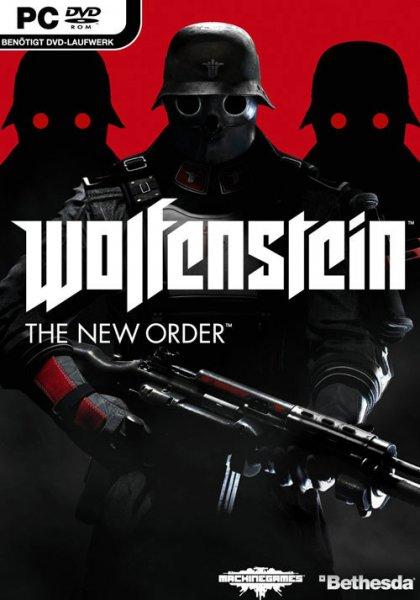 Gamesplanet – Wolfenstein: The New Order [Steam] / Inkl. Doom Beta Access
