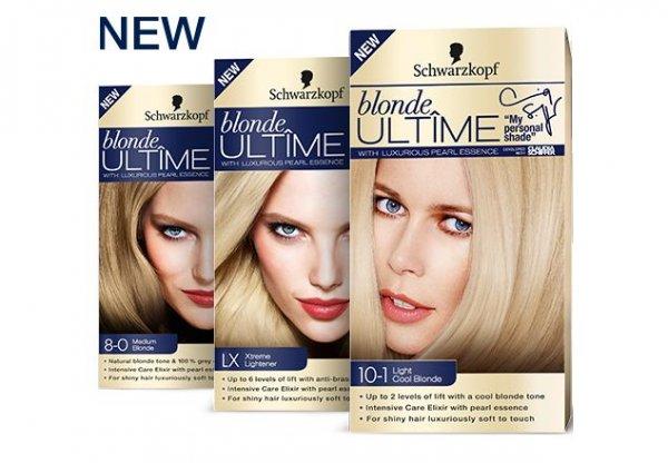 [REAL] Schwarzkopf Blonde Ultimé Coloration versch. Farben für 0,49€ (Angebot + Barcoo) 93% Rabatt