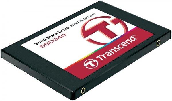 Transcend SSD340 SATA III 256GB für 87,90 € @ Amazon
