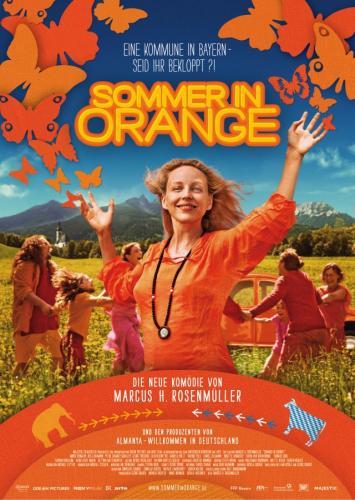 """Fast kostenloses KINO - Preview von """"Sommer in Orange"""" am 15.08.2011 um 20.00 Uhr"""