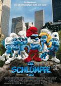 Düsseldorf - die Schlümpfe 3D im Open-Air Kino Tickets für Kinder 2,20 Euro
