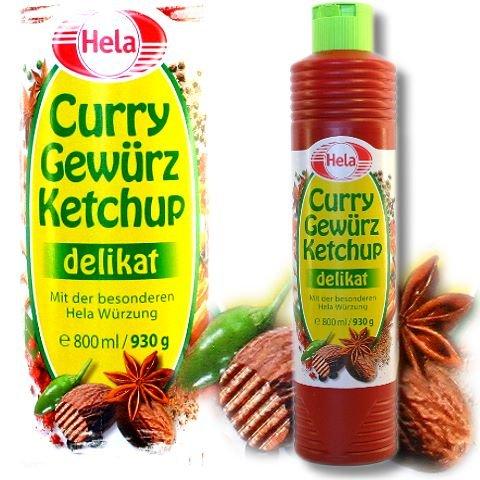 Hela Curry Gewürzketschup  bei trinkgut Aachen evtl. bundesweit