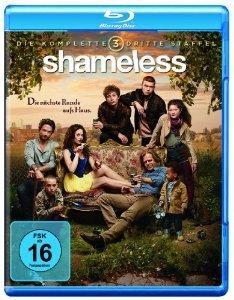 Amazon.de Shameless Staffel 1 / 2 / 3 Blu Ray für je 17,97 Euro