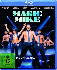 Magic Mike BluRay 5,97 amazon.de