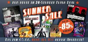 Gamesplanet Summer Sale Tag 6: Saints Row the Third Full Package für 4,99€ Steam Key
