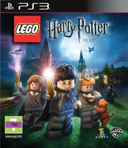 PS3 - LEGO Harry Potter (Years 1-4) [@Sendit.com]