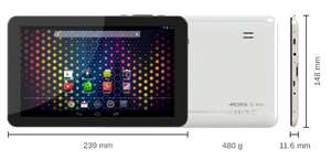 Archos 90 Neon 22,86cm (9 Zoll) Tablet PC Quad Core CPU 1GB-RAM Android 4.2 8GB