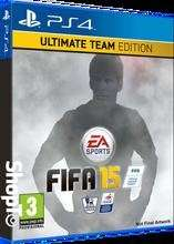 Fifa 15 Ultimated Team Edition Playstation 4 Game