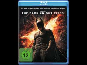 [Nur noch heute!] Batman: The Dark Knight Rises Blu ray @ saturn.de 4,99€