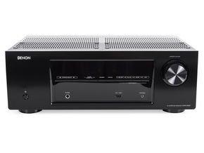 Denon AVR-X500 (schwarz) - 5.1 Receiver