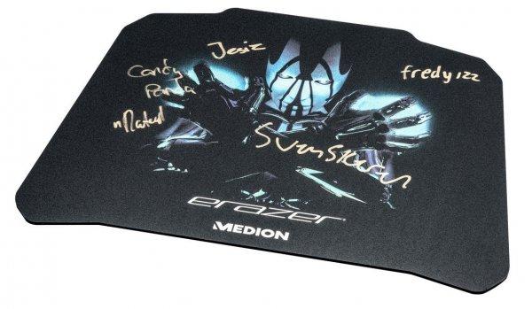 "Medion Erazer™ - Mousepad ""SK-Gaming"" (35 x 25 cm) ab €1,93 [@Medion.de]"