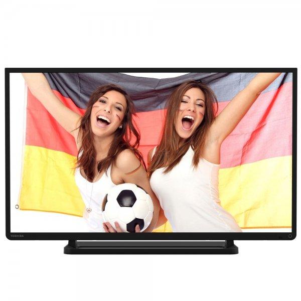 ebay Wow: Toshiba 40L2434DG (VGL: 364€) - Full-HD LED-TV, 200 Hz