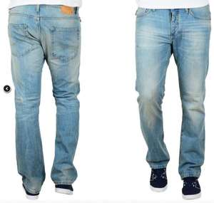 Jack & Jones Clark Original Regular Fit Jeans Blau @HOODBOYZ (ab 50 € noch 20% möglich)