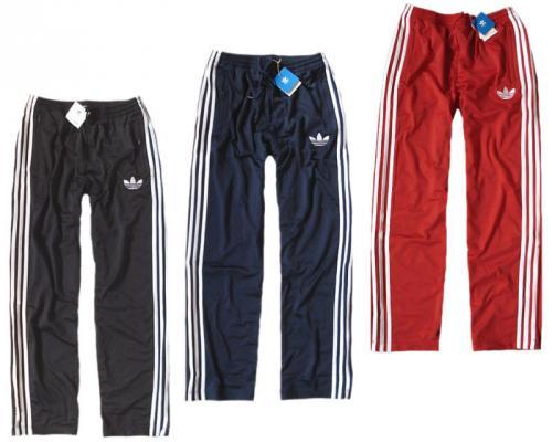 Adidas Originals Firebird Hose in Rot oder Blau @ ebay.de