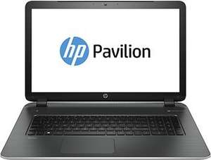 "HP Pavilion 17,3"" FULL HD AMD A8-6410 4GB RAM 500GB Free DOS"