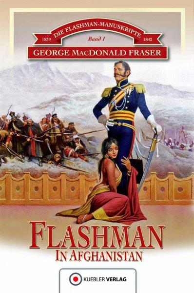 [eBook] Flashman in Afghanistan, statt 3,99, Kübler Verlag
