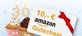 10€ Amazon Gutschein + 1 Freimonat für eine freenet Email-Adresse