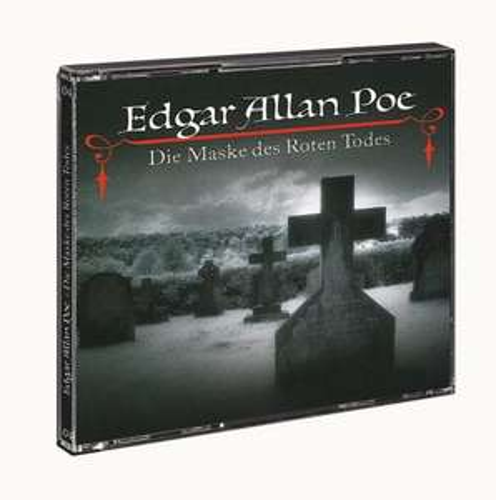 Edgar Allan Poe Hörspiel-CD + 1 GB USB-Stick für 2,95 EUR