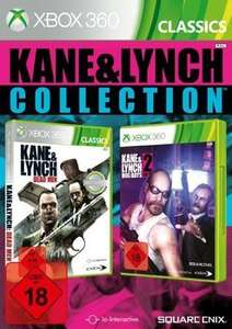 Kane & Lynch 1 & 2 Collection (X360) für 9,98€ @Coolshop