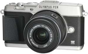 Olympus Pen E-P5 Kit 14-42 mm für 629€ @Amazon.de