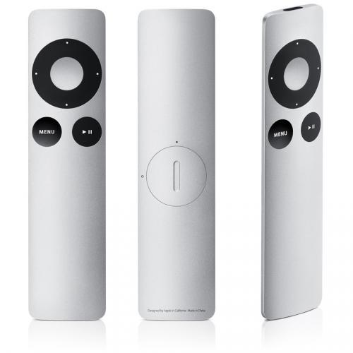 Apple Remote Alu * nur noch 1 Stk. * eBay Händler * neu, aber ohne OVP * 13 € inkl. Versand
