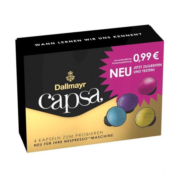 Dallmayr capsa Probierkapselset (für Nespresso)