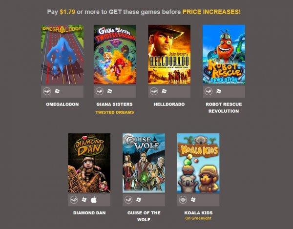 [Steam/Desura] Every Monday Bundle B19 bei Indie Gala