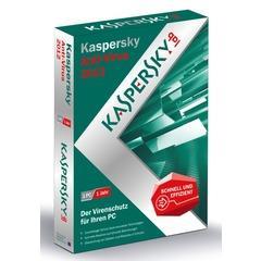 GÜNSTIG: Kaspersky Antivirus 2012 Vollversion GreenIT
