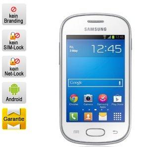 Samsung Galaxy Fame für effektiv 30 Euro mit einem Handyvertrag @Handyliga