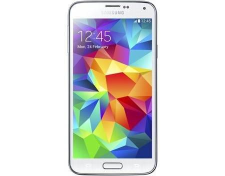 Samsung Galaxy S5 G900F Demoware weiss/schwarz