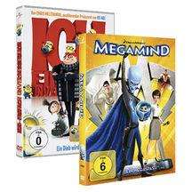 """DVD """"Ich - Einfach unverbesserlich"""" für 7,99 EUR (und """"Megamind"""")"""