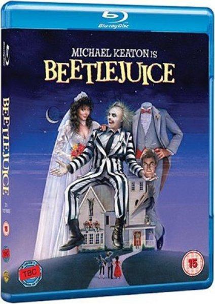 Beetlejuice - 20Th Anniversary Edition (Blu-ray) für 7,75€ @Zavvi.nl