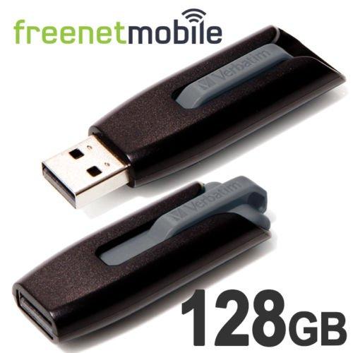 Kostenloser Verbatim Store'n'Go V3 128GB USB 3.0 [Wert 42,35 EUR]