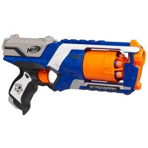 Amazon Prime: Hasbro Nerf N-Strike Elite Strongarm für 11,00 Euro