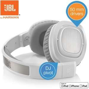 [ibood.com] , JBL Harman - Premium-Over-Ear-Kopfhörer mit DJ-Pivot-Ohrmuscheln, Idealo.de ab 76,94€