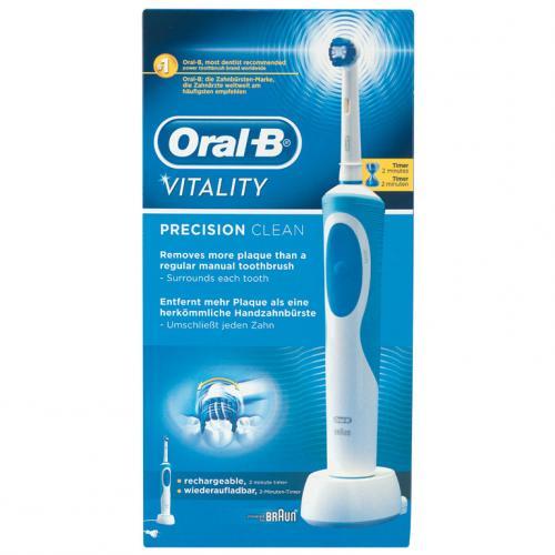 SONDERPREIS: Oral-B Vitality Precision Clean mit Timer D12.513