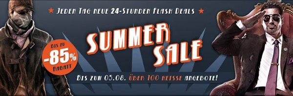 Games Planet Summer Sale - Die besten Sales wieder da