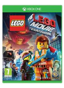 XBox One - The LEGO Movie Videogame ab €23,18 [@WowHD.de]