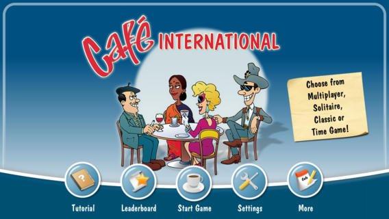 [iOS] Cafe International für 0,99€ statt 4,49