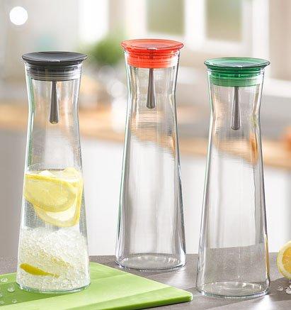 [Kaufland bundesweit] Bohemia Cristal Wasserkaraffe 1,1l versch. Farben ab 11.08.