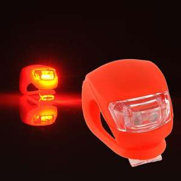 (CN) LED Lampe in rot für 74 Cent @ Ebay