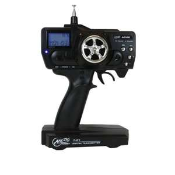 ARCTIC RC TRANSMITTER T-01 Fernsteuerung Pistolengriff LCD AMAZON Preisfehler
