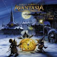 Amazon Mp3 Album : Avantasia - The Mystery Of Time  Nur 3,99 €
