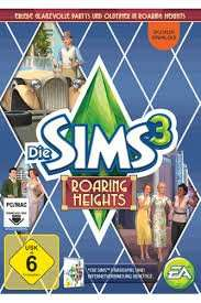 Sims 3 DLCs