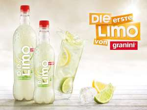 [REWE] Granini Die Limo 1l für 1,11€ - 0,40€ Coupon + 10-fach Payback-Punkte