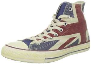 [Amazon.de] Converse Chuck Taylor All Star Adulte Union Jack Hi (in allen gängigen Größen)