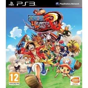 [Thegamecollection] ONE PIECE: UNLIMITED WORLD RED - Strohhut Edition für Playstation 3, Idealo.de ab 49,94€
